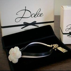 NEW Dolce & Gabbana Rose Bracelet